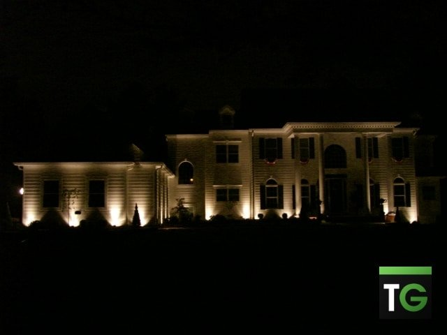 Outdoor LED Landscape Lighting Des Peres MO_ws