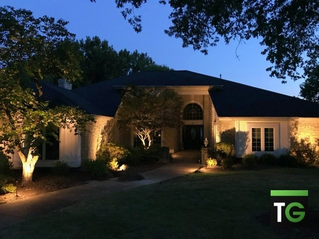 Outdoor LED Landscape Lighting Lake St. Louis MO 2_ws