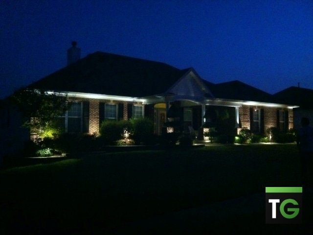 Outdoor LED Landscape Lighting St. Louis MO_ws