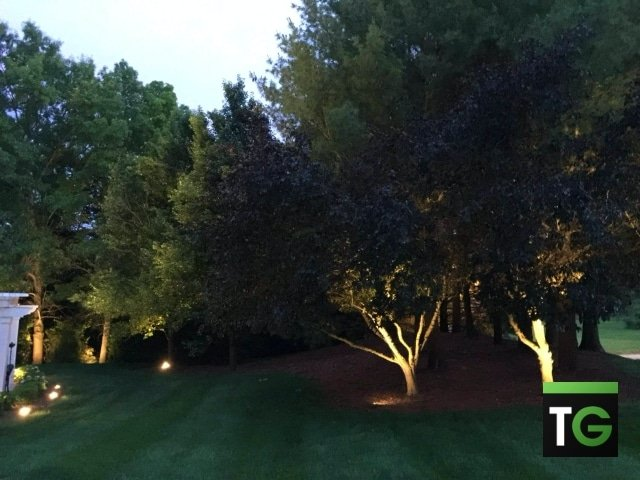 Outdoor LED Landscaping Lighting Washington MO_ws