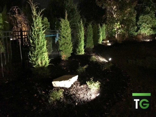 Outdoor LED Lighting Ladue MO_ws