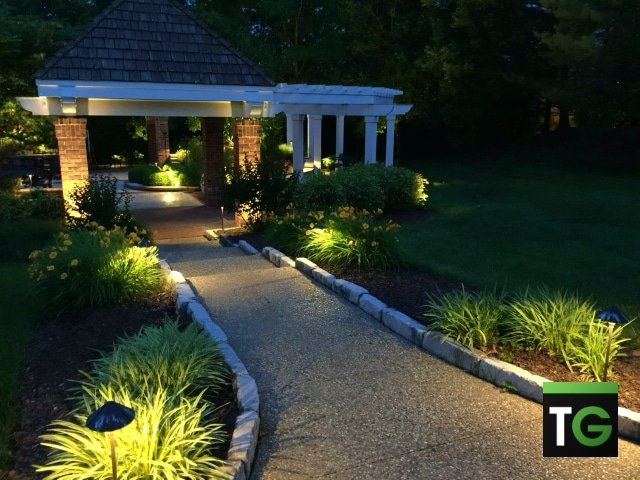 Outdoor LED Patio Entertainment Lighting Washington MO_ws
