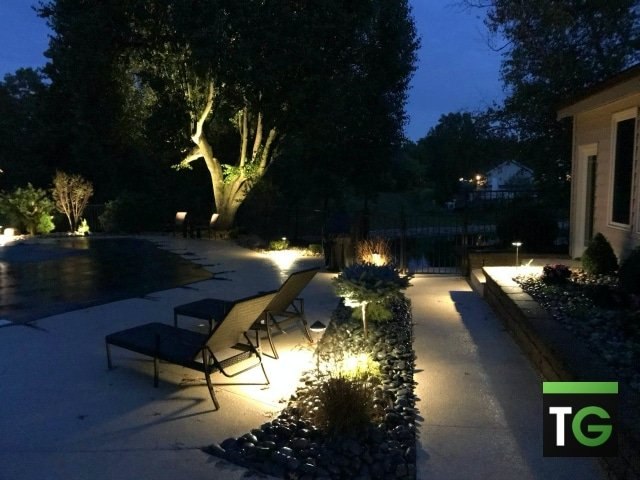 Outdoor LED Pool Lighting Chesterfield MO_ws