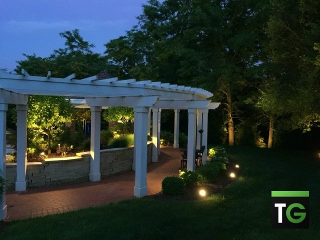 Outdoor LED Pool & Patio Lighting Washington MO_ws
