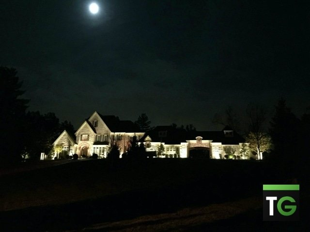Outdoor LED Up Lighting Wilwood MO_ws